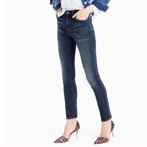 J. Crew lookout high rise skinny 30